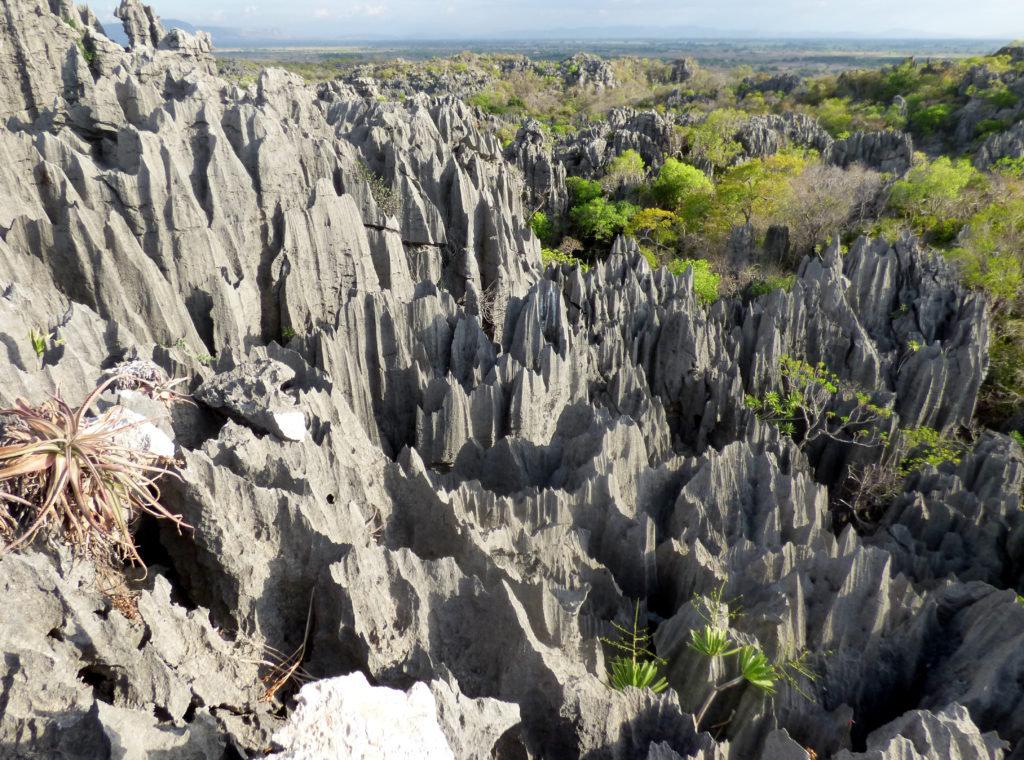 Gli Tsingy grigi