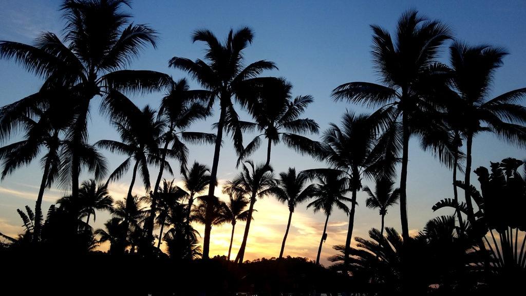 Un tramonto Malgascio