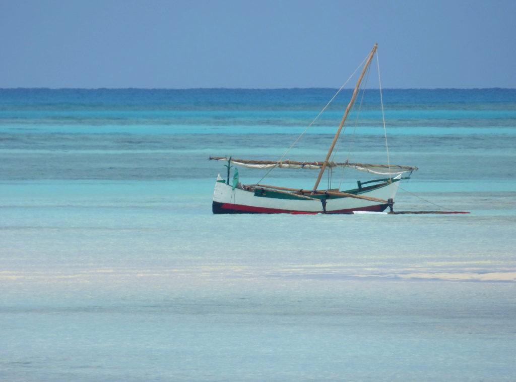 Il mare, il cielo e i colori di Nosy Iranja