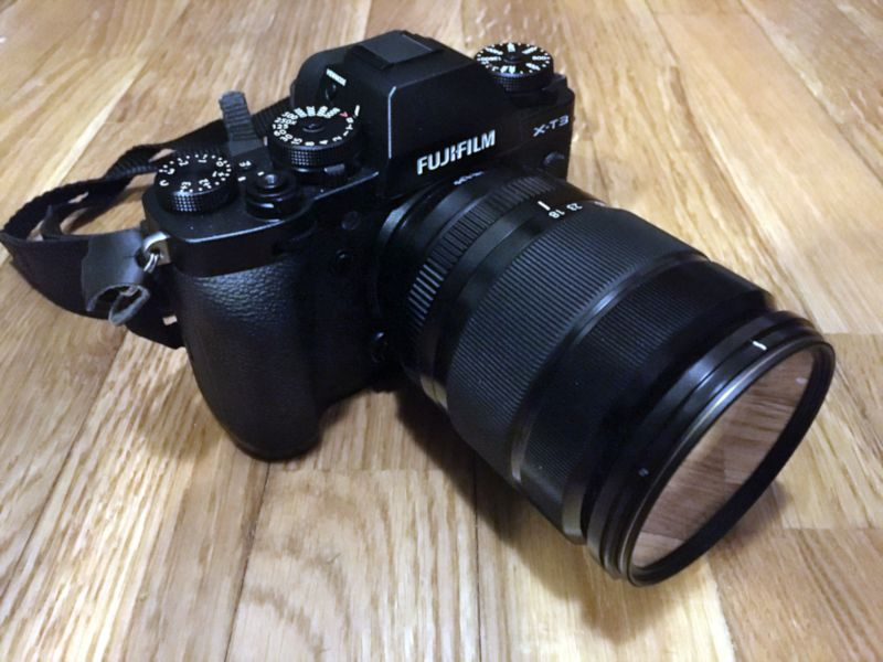 Una nuova fotocamera