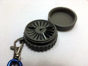 I miei accessori fotografici: contenitore schede di memoria