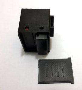 I miei accessori fotografici: contenitore batterie